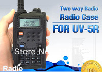 Radio case for Baofeng UV-5R two way radio TYT TH-F8 VITAI VT-UV9R walkie talkie soft case protection case good quality