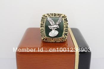 Class Rings 1980 Philadelphia Eagles National Football Championship Rings High quality Ring Replica Custom Rings Sport ring