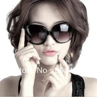 Женские солнцезащитные очки 5PCS/Lot Fashion Super Star Cool Summer Sun glasses 2013 Women High Quality Antique Square Shape Sunglasses