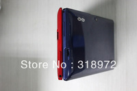 "Free Shipping 5pcs 7"" Allwinner A13 Q88 tablet pc 5 point capacitive Screen + android 4.0 + 1.0GHz 512MB 4GB + Webcam + Wifi"