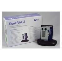 PRM1200 nuclear radiation detector DoseRAE II personal dosimeter PRM - 1200