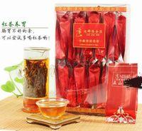 Free Shipping  Top Grade Lapsang Souchong Super Wuyi Mountain Black Tea Chinese Healthy Gift Tea ZhengShanXiaoZhong 5g*40 T-008