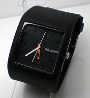 Wholesale candy jelly silicone quartz watch women men fashion wristwatch DS7UR