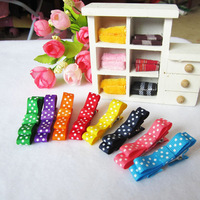 New Young Girl  Colorful Baby Toddler  Hair Clips Kid's Fashion Hair Accessories 8 Color YCL002-1