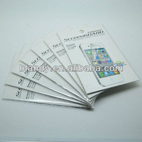 20pcs/lot&Free shipping high quality  flim Clear Screen Protector For samsung galaxy s3 mini i8190 with retail package