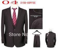 Free shipping classical design male normal communication groom suit  male dress suit (coat + pants) size S M L XL XXL XXXL