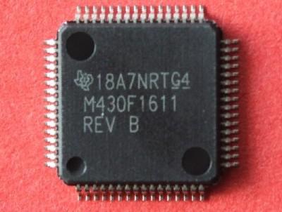 100% новый MSP430F1611 смешанных сигналов микроконтроллер IC ( MSP430F1611IPM )  цены