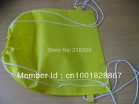knapsack non-woven bag, backpack non woven bag, QTY: 500pcs, free shipping