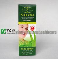 AICHUN Aloe vera Hydrating & Moisturize exfoliating cream Peeling Gel face and body 100g/pcs
