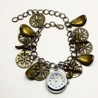 DIY jewelry retro elements of Fashion Ladies Watch free postage