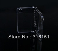 NDS case Crystal Clear Hard Cover Case For Nintendo DSi NDSi LL/XL Free Shipping Wholesale