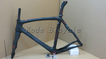 2013 Pinarello Dogma 65.1 Think2 Aero Seat post  MATT RED Carbon Road bike Frame+Fork+Headset+seatpost+seat clamp shipping.