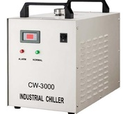 Water chiller for Co2 laser tube from 100W CW3000