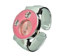 2013 korea  women and ladies fashion designer top brand bracelet exaggerate watch wristwatch luxury watch free shipping