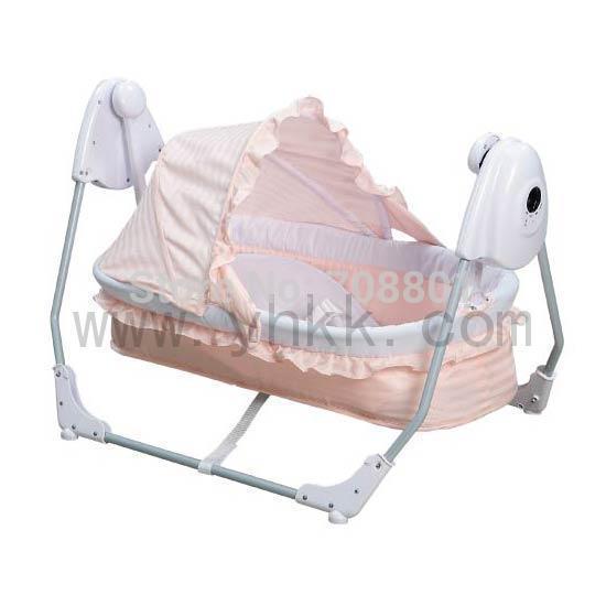 Auto Electric Baby Sleeping Basket Cradle Electric Baby