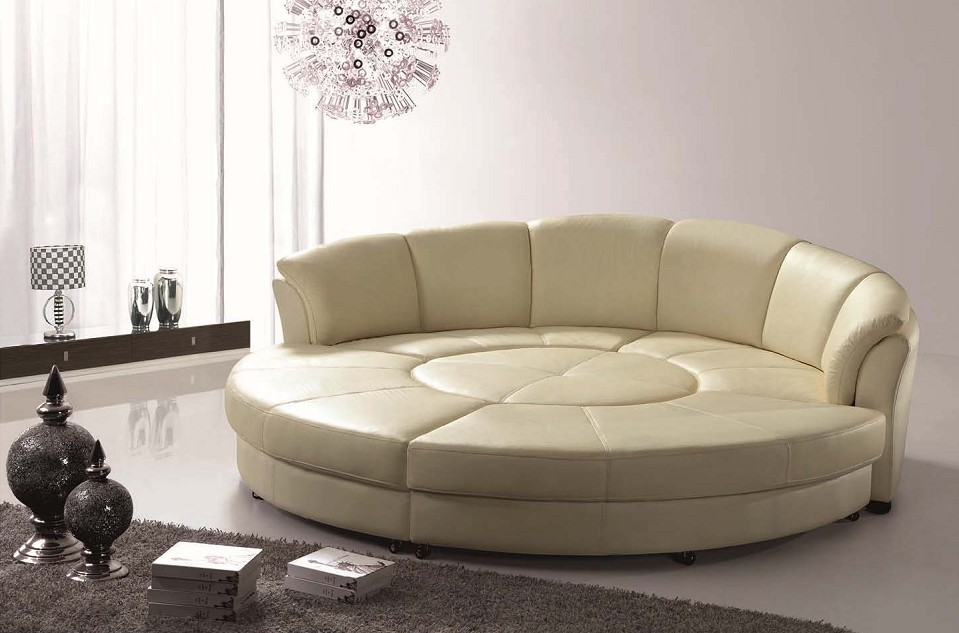 Compare Round Sofa Sectionals-Source Round Sofa Sectionals by ...