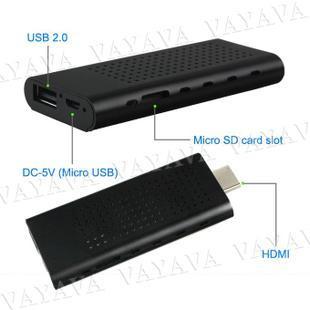 First quad-core google tv box freescale mini pc smart hd 24 player gk802