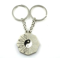 Retailing Min.order is $15 (mix order) Korean jewelry gossip Lover's keychains - Key Chain gift