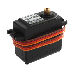 Power HD High-Torque 60G Standard Servo 1501MG ALL Metal Gear 17KG 0.14 sec 1501+Free shipping(China (Mainland))