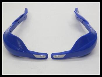 BLUE HAND GUARDS  for  HONDA Yamaha Suzuki KAWASAKI Dirt Offroad Bike MOTOCROSS MX ATV