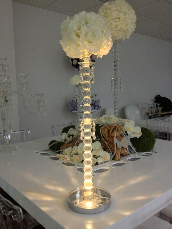 Online get cheap tall wedding centerpieces aliexpress
