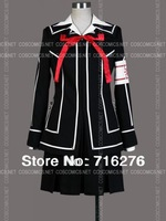 Vampire Knight Cosplay Day Class Girl School Uniform Kurosu Yuuki Women's Party Costume