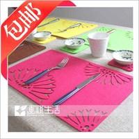 38 fashion cartoon tapirs coasters bowl pad disc pads placemat heat insulation pad