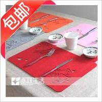 38 cartoon bell tapirs coasters bowl pad disc pads table mat placemat heat insulation pad