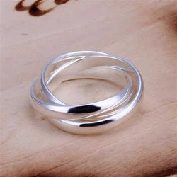 Wholesale! Free shipping! high quality 925 Sterling silver fashion jewelry, fashion ring R167(China (Mainland))