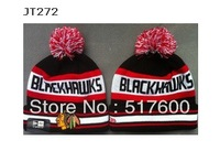 2013 New Style!Free shipping!Blackhawks Beanies,New with tag man and woman beanies!