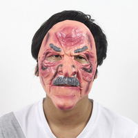 FREE SHIPPING!!!Bad surface terrorist old man mask