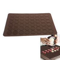 48 Modes Silica Gel Macarons Chocolate Muffin Making Mode Mould Tray