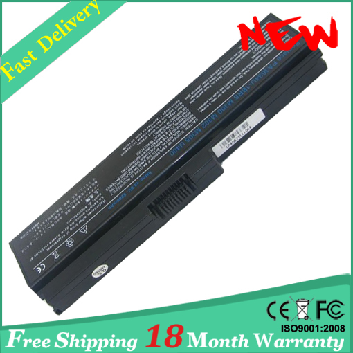 [Special Price] New 6 cells Laptop Battery For Toshiba Satellite L750 series, Replace: PA3817U-1BAS PA3817U-1BRS ,Free shipping(China (Mainland))