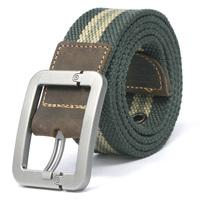 Male canvas belt male casual canvas strap pin buckle strap male belt pants