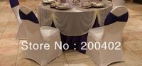 free shipping purple  spandex band for weddings