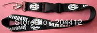 Juventus FC Soccer Mobile Cell Phone Neck Strap Lanyard Black #21