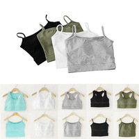 2013 spring and summer women's short design small vest female sleeveless basic small vest 100% cotton tube top tube top