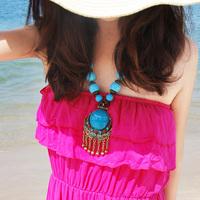 wholesale new style Bohemia handmade vintage necklace
