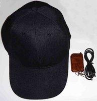Free Shipping 4gb  Remote control cap covert camera