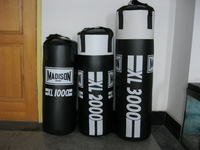 Free shipping  MADISON 30*110CM Boxing/Sanda training sandbags #M110
