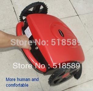 Free Shipping Robot lawn mower/Auto Grass Cutter/Intelligent Mower/lithium battery auto recharge garden tool