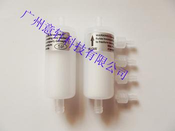 Small Ink Filter .Solvent printer filter .Mini ink filter Common spare parts Infiniti Myjet Flora printer filter 60mm