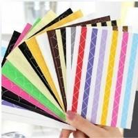 5Sheets/lot Fashion Photo Corner Sticker Scrapbook Cute Note Paper Sticker Decoration Label