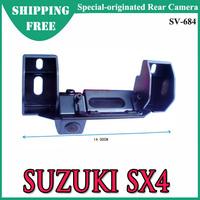 SV-684 Special-Originated Car Rear View Camera for SUZUKI SX4 Hatchback ,CMOS / CCD ,Waterproof