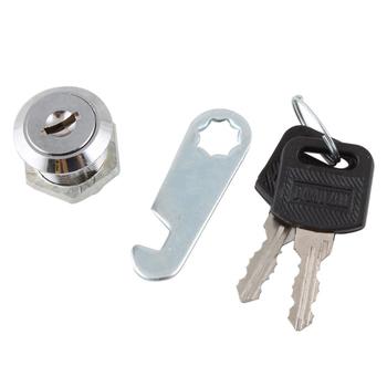 Cam Lock Cabinet Mailbox Drawer Cupboard Locker 20mm + Keys