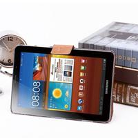 For samsung gt-p6200 original mount holsteins 7 tablet mobile phone p6200 phone case after