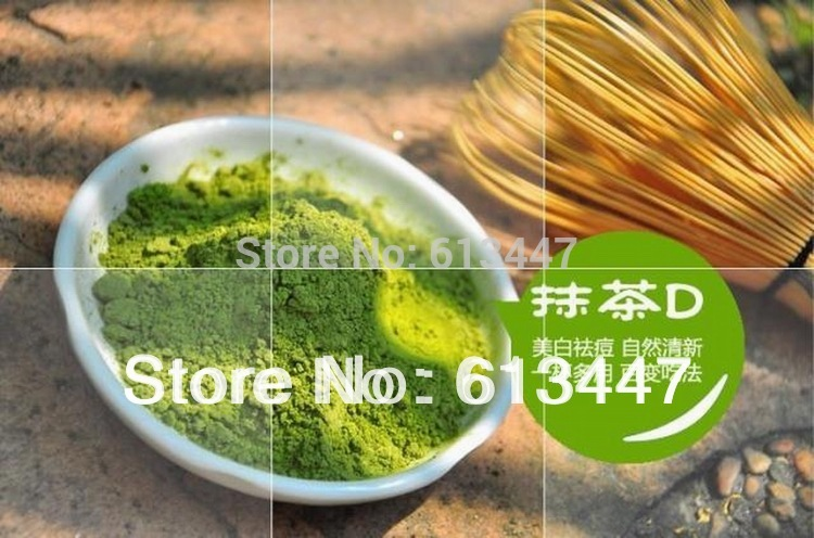 2 2lb 1000g Natural Organic Matcha tea Green Tea Powder Free Shipping