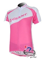 Free Shipping Team cycling Jersey Giant  Lovers Suit for FeMale 134