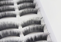 10 Pair Thick long False Fake Eyelash Eye Lash Heavy Makeup #1068