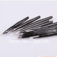 new makeup tools ,small eye shadow and lip brush ,makeup brush free shipping-12pcs